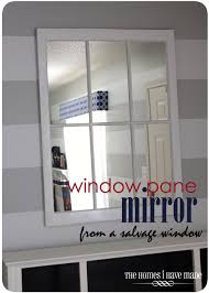 Window Mirror Decor by Window Pane Mirrors Vanity Decoration
