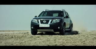 gold color cars new nissan terrano range nissan india
