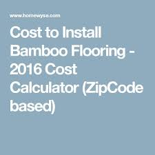 best 25 installing bamboo flooring ideas on gray or