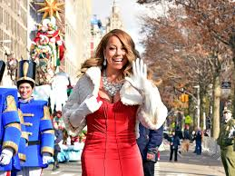 disney thanksgiving day parade mariah carey shows off drastic weight loss at macy u0027s thanksgiving
