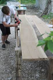 Build Outdoor Bar Table by Diy How To Build An Outdoor End Table Wooden Pdf Tools Cabinet