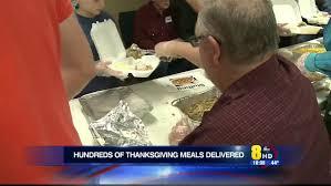 kjct hundreds of thanksgiving meals delivered