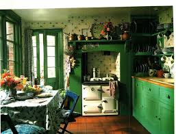 green and kitchen ideas best 25 green country kitchen ideas on country