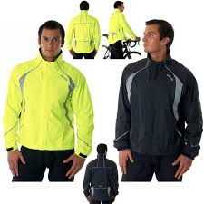 mens hi vis waterproof cycling jacket wiggle dhb amberley waterproof cycling jacket cycling