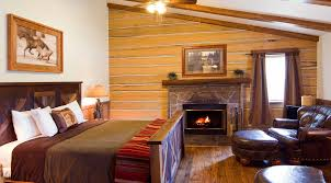 river cabin lodging at c lazy u luxury dude ranch accommodations