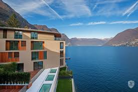 luxury apartments for sale on lake como in carate urio italy for