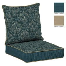 decor great dark navy outdoor patio chair cushions for wooden