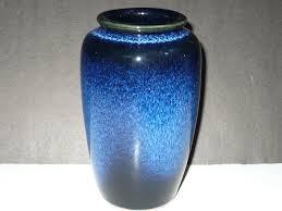 Cobalt Blue Vases Vases Design Ideas Blue Vases You Will Love Blue Pottery Vase
