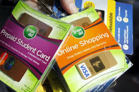 prepaid credit card prepaid cards