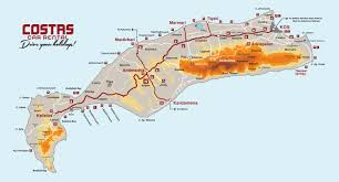 Map Of Greece Islands by Costascars Kos Map For Your Holidays In Greece