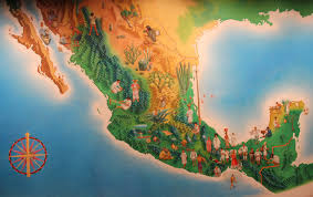 Maps De Mexico by Maps And Mapping Enlivened Learning