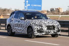 maserati kubang upcoming maserati levante spied in italy and sweden gtspirit