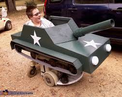 Boys Military Halloween Costumes Tank Costume Wheelchair Costumes Halloween Costume Contest