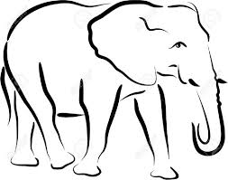 31 best circus elephant tattoo outline images on pinterest image