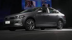 volkswagen sedan 2018 new volkswagen polo based virtus sedan officially revealed
