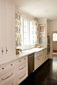 kitchen cafe curtains ideas kitchen cafe curtains design ideas intended for vintage farmhouse 17