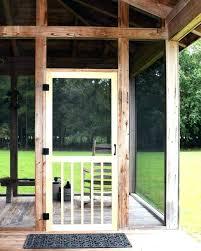 Screen For Patio Door Ideas Screen Patio Door Or Screen Door 17 Sliding Screen Door