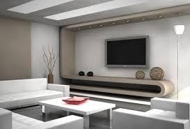 living room modern minimalist tv freestanding for trendy living