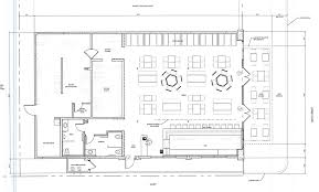 grill and bar floor plans commercial restaurant kitchen design