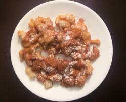 easy apple funnel cake recipe