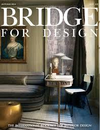 bridge for design autumn 2014 by bridge for design issuu