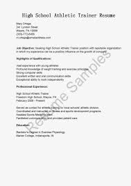 Resume Sample Internship by Cover Letter High Internship