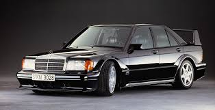 1987 mercedes benz 190e 2 3 16 valve cosworth for sale rear four