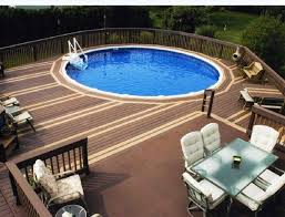 Above Ground Pool Design Ideas 353 Best Above Ground Pool Ideas Images On Pinterest Backyard
