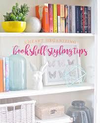 Bookshelf Styling Iheart Organizing Uheart Organizing Bookshelf Styling Tips