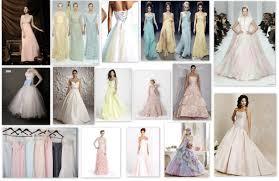 colour of the week pastel dream irish wedding