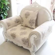 chenille sofa fabric cover jacquard couch cover printed settee