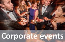 corporate event wedding entertainment agency in yes