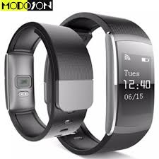 bracelet iphone images Modoson original i6 pro smart bracelet wristband band smartband jpg
