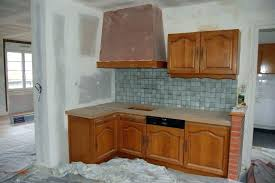 peindre placard cuisine peinture pour meuble de cuisine en bois affordable repeindre