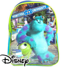 monsters university backpack disney monsters university backpack