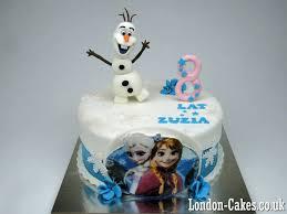 frozen birthday cake delivered lodnon frozencakes