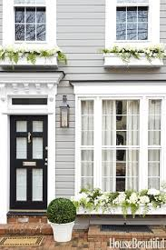 the prettiest colors to paint your front door dove grey facades