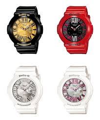 Jam Tangan Baby G Warna Merah jam tangan wanita baby g romawi adisa shop