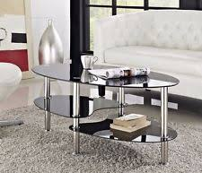 black and glass coffee table glass coffee table ebay