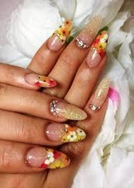 striking bold nail art design trends 2013