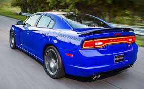 2013 dodge charger tail lights the rear end of the 2013 dodge charger daytona with the tail lights