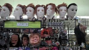 anonymous mask spirit halloween halloween express store 2011 youtube