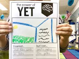 growth mindset the power of yet the brown bag teacher