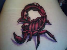26 traditional scorpion tattoos