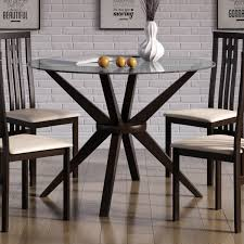 Dining Table Ls Magna Glass Dining Table