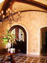 Home Interior Painting Tips by Decor U0026 Tips Front Entry Door With Faux Painting In Venetian