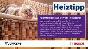 Wohnzimmer Temperatur Junkers Deutschland Junkers De Twitter
