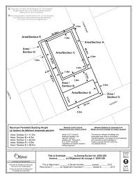 residential site plan report template