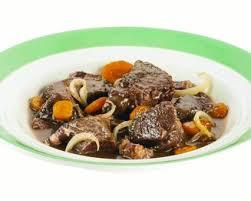 comment cuisiner jumeau boeuf recette daube de boeuf aux carottes seb