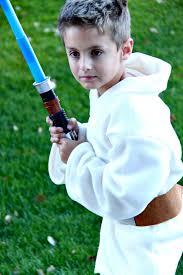 Luke Skywalker Halloween Costume Child Larissa Luke Skywalker Star Wars Halloween Finale